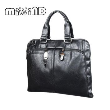 New men's briefcase high quality Designer Brand Men Messenger Bag Cross Body Bag for Man Casual Men's Shoulder handbags