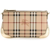 Burberry London Haymarket Check Shoulder Bag
