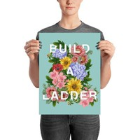 Floral - Build A Ladder - Eat Your Kimchi