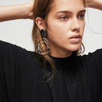 Mixed pieces earrings - Women | MANGO USA