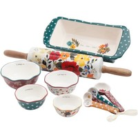 The Pioneer Woman Harvest Bakeware Set, 10-Piece - Walmart.com