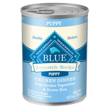 BLUE™ Homestyle Recipe Puppy Dog Food