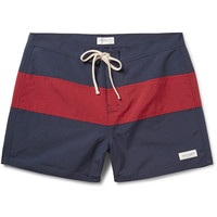 Saturdays Surf NYC - Grant Striped Swim Shorts | MR PORTER