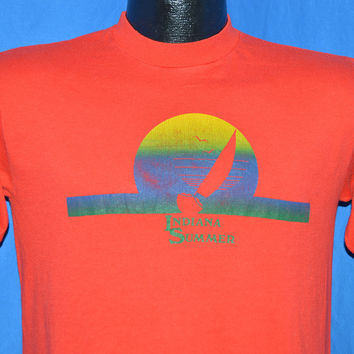 80s Indiana Summer t-shirt Medium