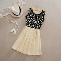 LOVABLE ONE-PIECE DRESS-55