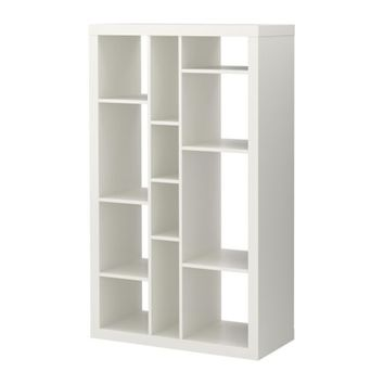 "EXPEDIT Shelving unit, white - 35x58 5/8 "" - IKEA"