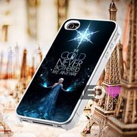 Elsa Frozen Quotes for iPhone 4/4s,5,5s,5c - SG S2,S3,S4 - SG S3 Mini,SG S4 Mini - iPod 4, iPod 5 - Htc One