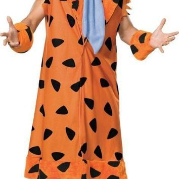 Fred Flintstone Gt Plus Size costume Halloween 2017