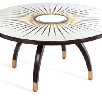Santa Fe Coffee Table, Jupiter Walnut - Coffee Tables - Living Room - Furniture | One Kings Lane