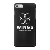 BTS Wings iPhone 7 Shell Case