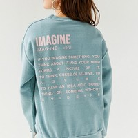 UO Imagine Crew-Neck Sweatshirt | Urban Outfitters
