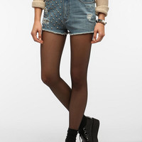 Urban Outfitters - BDG High-Rise Studded Cheeky Short
