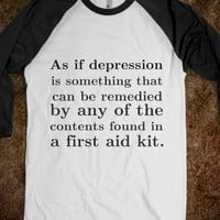 First aid kit depression - Vencere