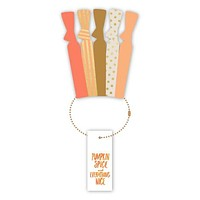 Pumpkin Spice and Everything Nice | Seasonal Hair Tie Collection