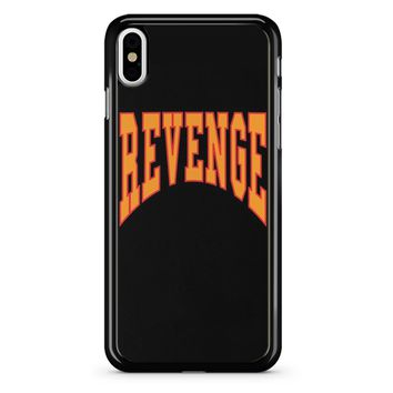 Revenge Drake iPhone X Case