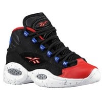 Reebok Question Mid - Boys' Grade School at Kids Foot Locker