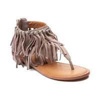 Womens Not Rated Keep The Peace Sandal