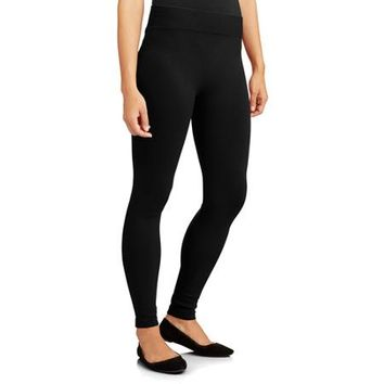 Faded Glory Women's Seamless Legging - Walmart.com