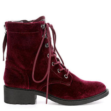 Circus by Sam Edelman Dawson Women's Boot (RED)