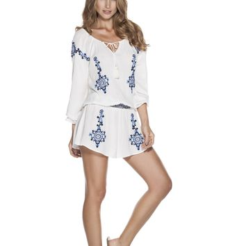 Long Sleeve Resort Tunic