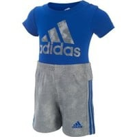 adidas Infant Boys' Dynamic Rise Bodysuit and Shorts Two-Piece Set  DICK'S Sporting Goods