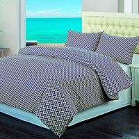 Duvet cover sets & quilts – Briscoes - Snuggledown Chevron Duvet Cover Set