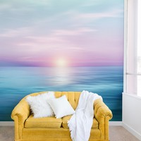 Dreamy Sunset Wall Mural Viviana Gonzalez