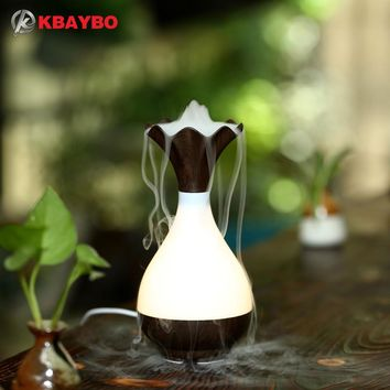 Mystic Essential Oil  HUMIDIFIER and  DIFFUSER Ambiant light for  Aromatherapy