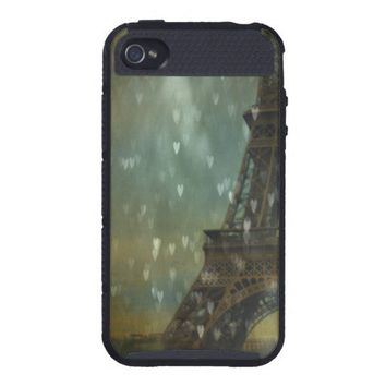Left My Heart in Paris iPhone 4 Skinit Case iPhone 4 Cases from Zazzle.com