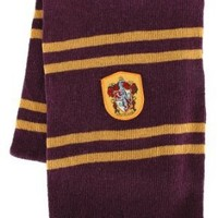 elope Harry Potter Gryffindor House Scarf