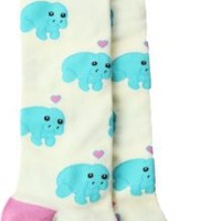 Sock It To Me Manatees Knee High Socks
