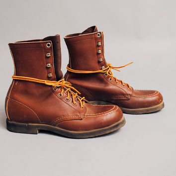 Vintage RED WING Boots / Irish Setter From 11eggs On Etsy ...