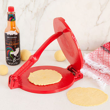 Homemade Tortilla Kit | Tortilla Press, Homemade Tortillas