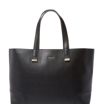 Furla Women's Stacy Large Tote - Black