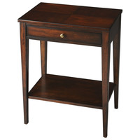 Butler Home Decor Furniture Console Table Finish Type Light Plantation Cherry 2251024