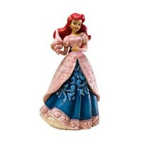 Disney Traditions designed by Jim Shore for Enesco Ariel Sonata Figurine 6 IN