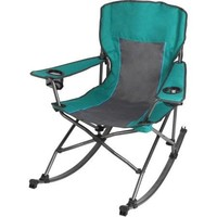 Ozark Trail Rocking Chair, Green - Walmart.com