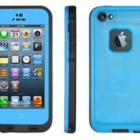 Water, Shock, And Dirt Proof iPhone 5 5s Case
