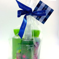 New Bath & Body Works Beautiful Day Travel-Size Gift Set 3pack