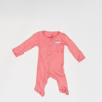 Carter's Baby Girl Size -   NEWBORN (NB)