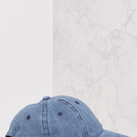Aerona Denim Cap