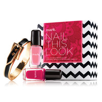 Avon: mark Nail This Look Nail Color and Bracelet Set