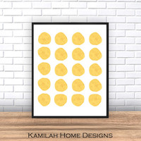 Scandinavian Art, Printable Art, Abstract Artt Print, Modern Art, Wall Decor, Wall Art, Digital Download, Poster