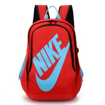 NIKE Casual Sport Laptop Bag Shoulder School Bag Backpack H