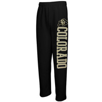 Colorado Buffaloes Pantalon Fleece Pants – Black