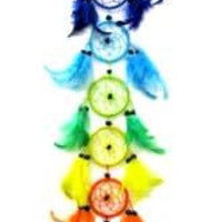 "3"" Chakra Dream Catcher"