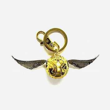 Harry Potter Snitch Keyring