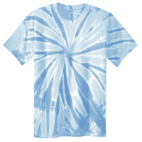 Koloa Surf Colorful Tie-Dye T-Shirts in 19 Colors. Sizes: S-4XL
