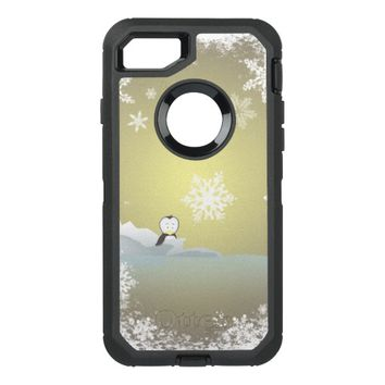 christmas OtterBox defender iPhone 7 case