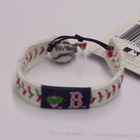 Gamewear MLB Leather Wrist Band - Wally The Mascot